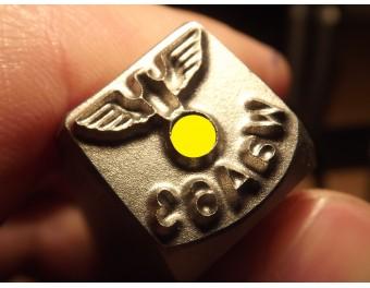 Stempel  WaA63 do znakowania kolby