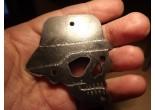 Odznaka czaszka 2 x 93 x 48 mm