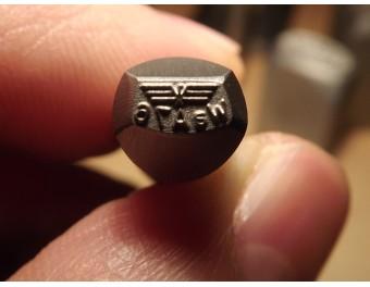 Stempel WaA56 4,8 x 2,3 mm