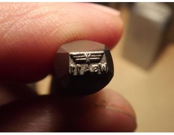 Stempel WaA76 5 x 2,5 mm
