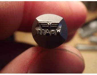Schlagstempel Punze WaA140 5,8 x 2,5 mm