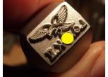 Orzeł Trzecia Luftwaffe 12 x 8 mm