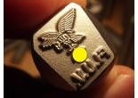 Orzeł Trzecia Luftwaffe 12 x 7,5 mm