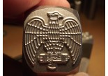 Stamp Punch Italian eagle