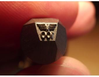 Stempel WaA655 5,8 x 2,5 mm