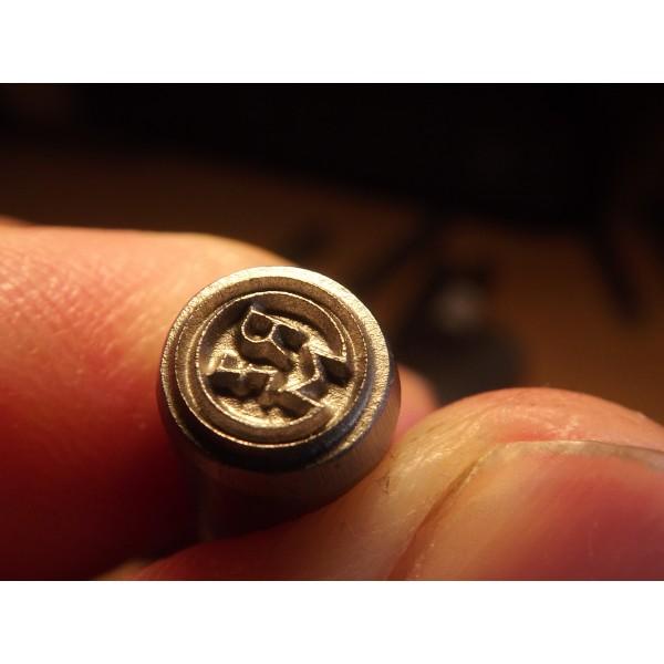 Stamp RZM 6 mm