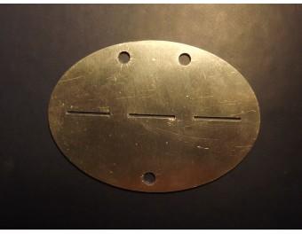 Stempel czaszka  Mosin Mauser K98 P08 P38