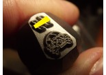 Stamp skull 10,5 x 10 mm K98 P08 P38 Punch