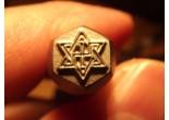 Masonic stamp 10 x 6,6 mm