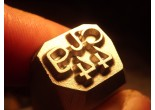 Stempel clg 44 do znakowania kabury 15 x 12 mm