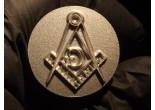 Masonic stamp 16 x 20 mm