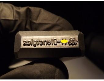 Stempel  WaA691 6,3 x 4,5 mm