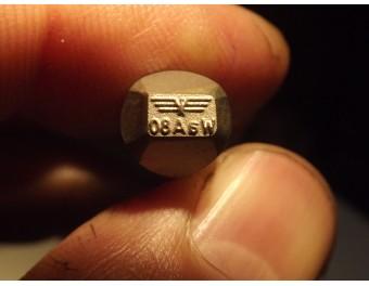 Stempel WaAD20 6,2 x 2,5 mm