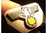 Schlagstempel Punze der Adler des 3. Reiches
