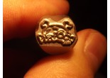 Stamp skull 10 x 7,5 mm