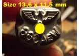 Stamp WaA280 K98 P08 P38 Punch